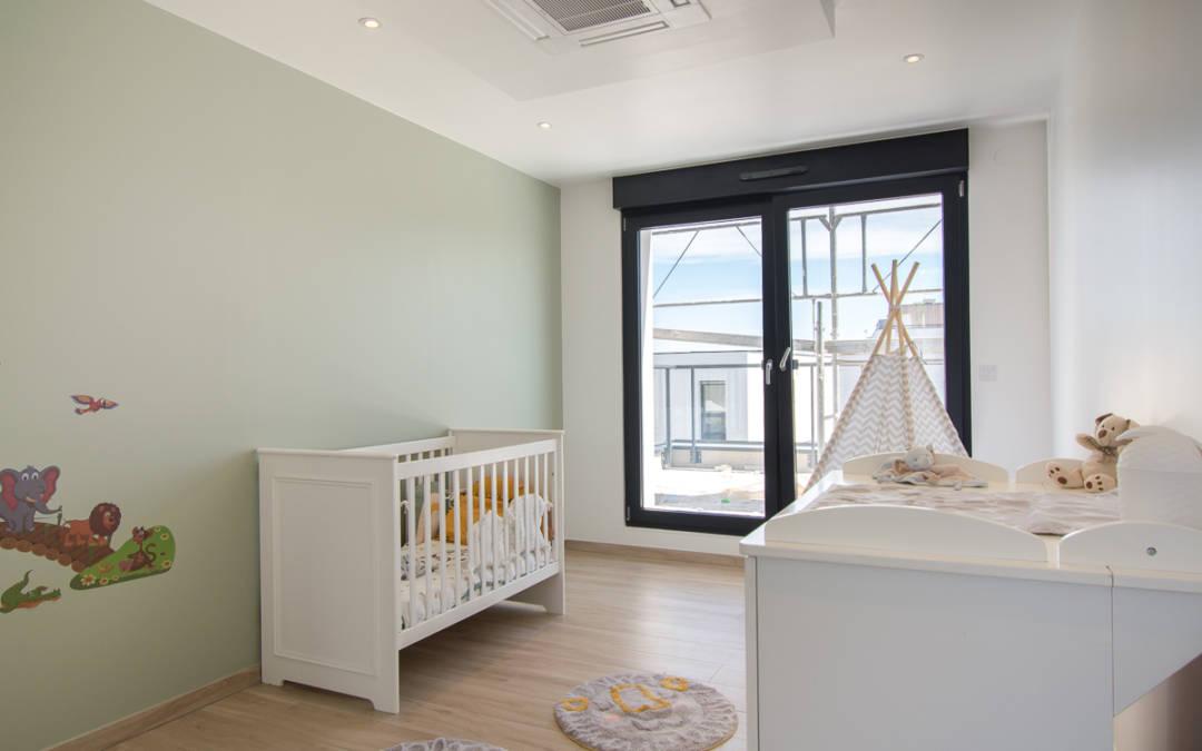 Envie d'une belle décoration dans votre chambre !  Une, deux, trois chambres en Alsace …