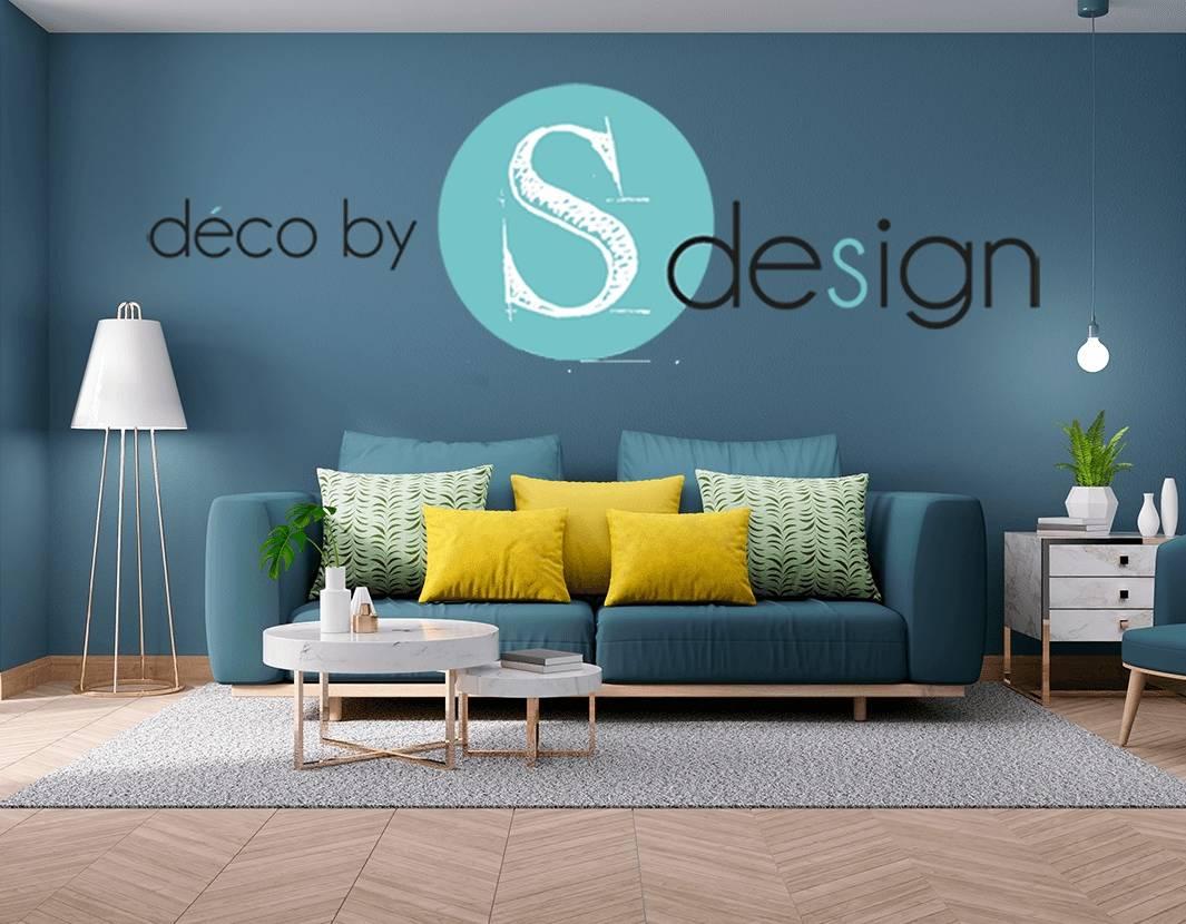 décoration d'une chambre en bleu